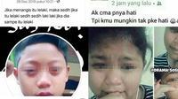 Status Facebook 6 Bocah Galau Ini Bikin Geleng Kepala (sumber: Instagram.com/rajaparodi dan Instagram.com/drama_sosmed)