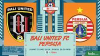 Shopee Liga 1 - Persija Jakarta Vs Bali United FC (Bola.com/Adreanus Titus)