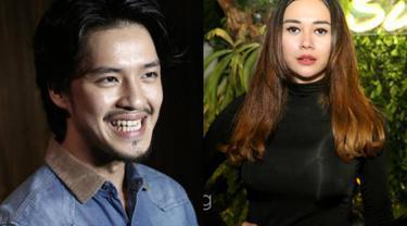 Aura Kasih Morgan Oey Saling Unggah Foto Pacaran News Entertainment Fimela Com