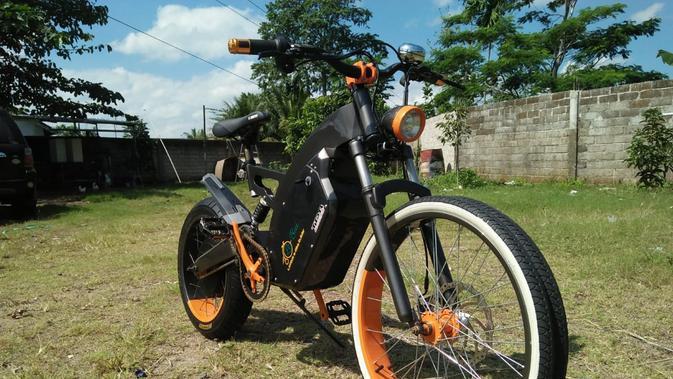 Punya Sepeda Listrik Lebih Baik Beli Jadi Atau Rakit Custom Otomotif Liputan6 Com
