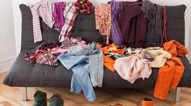 7 Cara Agar Seluruh Ruangan di Rumahmu Terlihat Rapi
