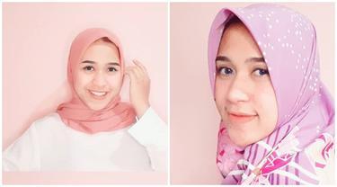 6 Potret Salsa LIDA 2021 Asal Jawa Timur dalam Balutan Hijab, Bikin Pangling