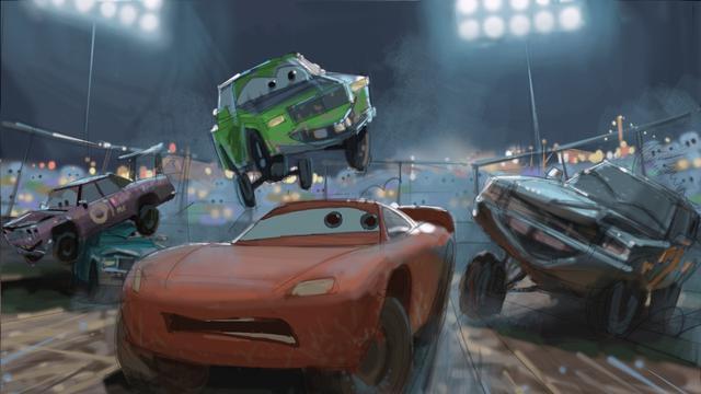 5 Fakta Menarik Di Balik Film Cars 3 Showbiz Liputan6 Com