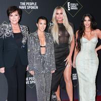 Kardashian Family di People's Choice Awards 2019 (FOTO: Splashnews)