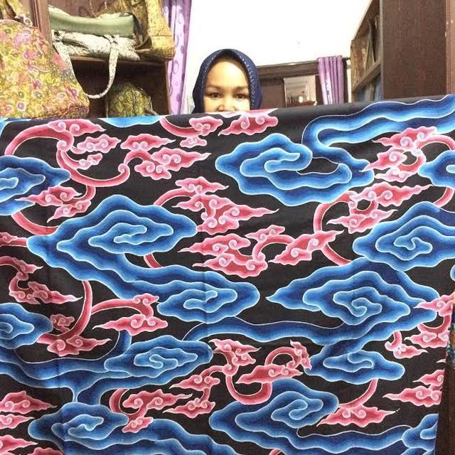 Makna Tersembunyi Di Balik Batik Mega Mendung Cirebon Regional Liputan6 Com