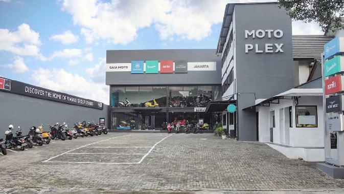 Motoplex Representasi Lifestyle untuk Konsumen Piaggio Indonesia