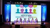 Youth Dialogue 2018 (Foto:Liputan6.com/Maulandy R)