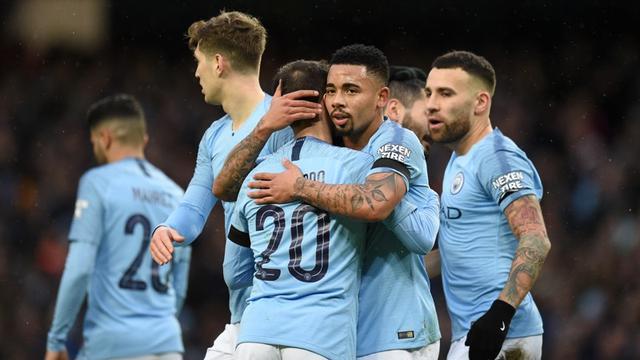 Pesta Gol ke Gawang Burnley, Manchester City Lolos 16 Besar Piala FA