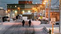 Utqiagvik di Alaska, Amerika Serikat, kota yang tak akan terkena sinar matahari selama 65 hari. (dok. Instagram @steluna_storta/https://www.instagram.com/p/Bqg8ERCB6sn/Henry