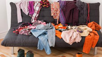 Tips Membereskan Tumpukan Barang di Rumah