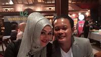 Sule dan Lina (Instagram/putridelinaa)