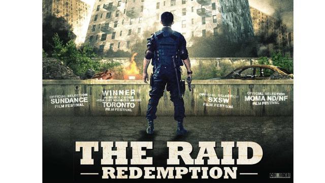 POster film The Raid