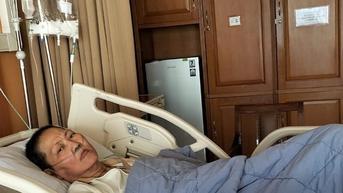 Lawan Kanker, Legenda Bulu Tangkis Verawaty Fajrin Dapat Ruang VIP dan Bantuan Rp 100 Juta dari Jokowi