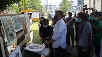 Menantu Presiden Joko Widodo atau Jokowi itu berharap, selain sebagi wadah dan sentra komunitas kreatif anak muda Kota Medan, Taman Lili Suheri menjadi lokasi rekreasi dan penggerak ekonomi kreatif