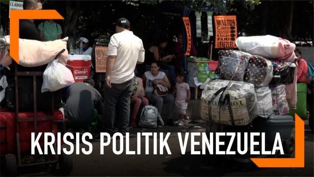 Ribuan warga Venezuela memasuki Kolombia untuk mencari makanan dan obat-obatan. Situasi buruk ini terjadi disaat krisis politik juga terus terjadi di Venezuela.