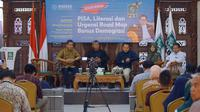 Ketua Komisi X DPR RI Syaiful Huda dalam diskusi di Jakarta. (Istimewa)