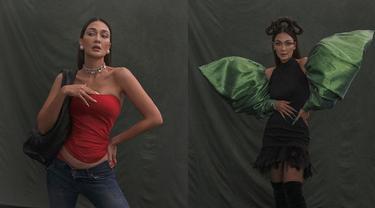 7 Gaya Pemotretan Luna Maya, Terinspirasi dari Perjalanan Kariernya