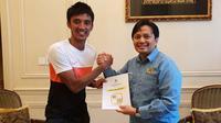 Barito Putera berhasil merebut hati Bayu Pradana untuk kontrak dua musim sekaligus mulai musim 2019. (Bola.com/Istimewa)