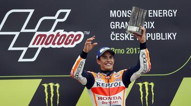 MotoGP 2017, Marc Marquez