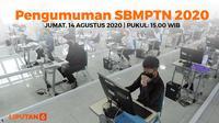 Pengumuman SBMPTN 2020