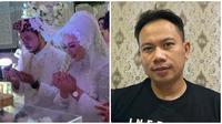 Deretan artis yang pernah menikah lebih dari 3 kali. (Sumber: YouTube/Irfan Sebaztian/Instagram/@vickyprasetyo777)