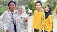 6 Momen Kiesha Alvaro Pakai Baju Couple dengan Okie Agustina, Selalu Kompak (sumber: Instagram.com/okieagustina_)