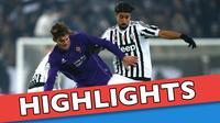 Video highlights Serie A pekan ke-16 antara Juventus vs Fiorentina dengan skor 3-1 di Juventus Stadium, Senin (14/12/2015) dini hari WIB.