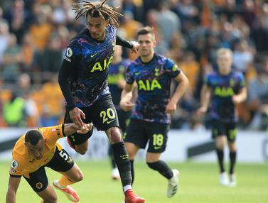 Foto: Gol Tunggal Dele Alli Bawa Tottenham Tumbangkan Tuan Rumah Wolverhampton di Pekan Kedua Liga Inggris