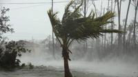 Badai Dorian Menerjang Bahama. (AP)