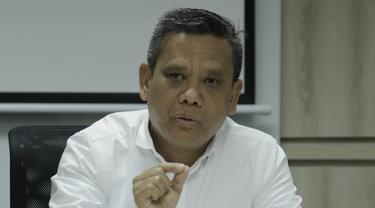 CEO PT Liga Indonesia Baru (LIB), Berlinton Siahaan
