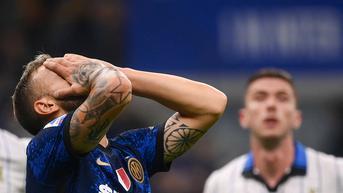 FOTO: Inter Milan Vs Atalanta Tanpa Pemenang