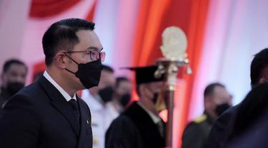Penuh Nasehat Mencerahkan, Ridwan Kamil Terpukau dengan Orasi Ilmiah Megawati