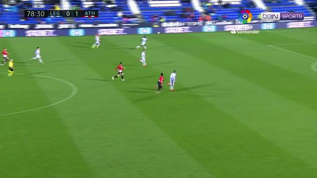 Berita Video Highlights La Liga, Leganes Vs Athletic Bilbao 0-1