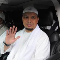 Ustaz Arifin Ilham. (Liputan6.com/Herman Zakharia)