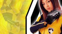 Ayumi Kinoshita sebagai Jasmine dalam Dekarangers.