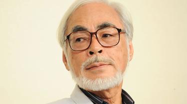 Studio Ghibli Kembali Sibukkan Hayao Miyazaki