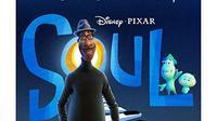 Poster film Soul. (Foto: Dok. Walt Disney/ IMDb)