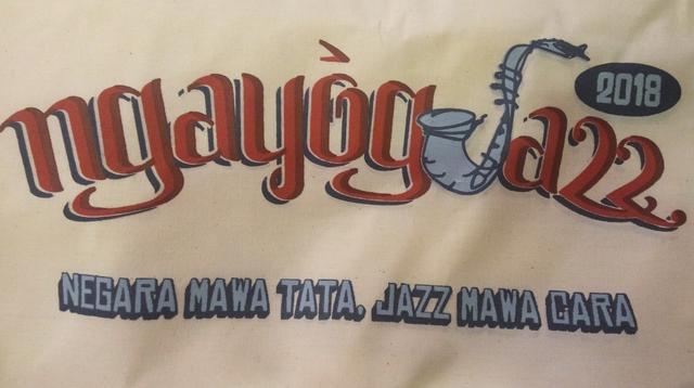 Untuk pertama kalinya, Ngayogjazz digelar di Desa Budaya Gilangharjo, Pandak, Bantul (Liputan6.com/ Switzy Sabandar)