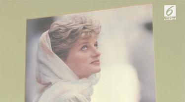 """Kafe bertemakan """"Mendiang Putri Diana"""" berdiri sejak tahun 1989 sebelum meninggalnya Putri Diana."""