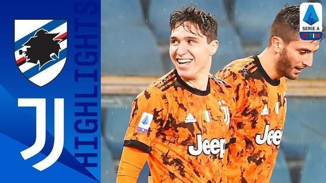 Berita video highlights Liga Italia 2020/2021 antara Sampdoria melawan Juventus yang berakhir dengan skor 0-2, Minggu (31/1/2021) dinihari WIB