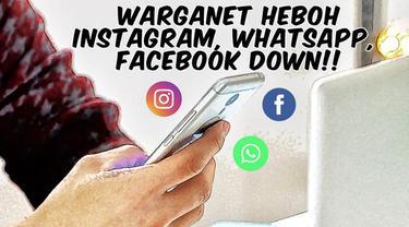 Top 3 hari ini datang dari kehebohan warganet akibat Whatsapp, Facebook, dan Instagram down, merebaknya isu kiamat di Ponorogo, dan Yong Junghyun yang mengundurkan diri.