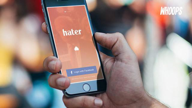 Aplikasi ini dibuat dengan harapan agar orang-orang dapat mengekspresikan dirinya lebih jujur.