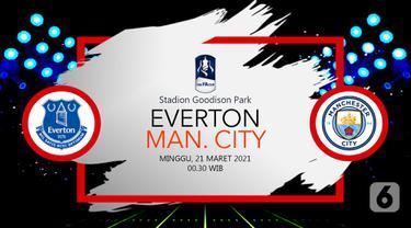 Prediksi Everton vs Manchester City
