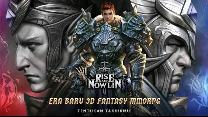 Rise of Nowlin. (Doc: Google Play Store)