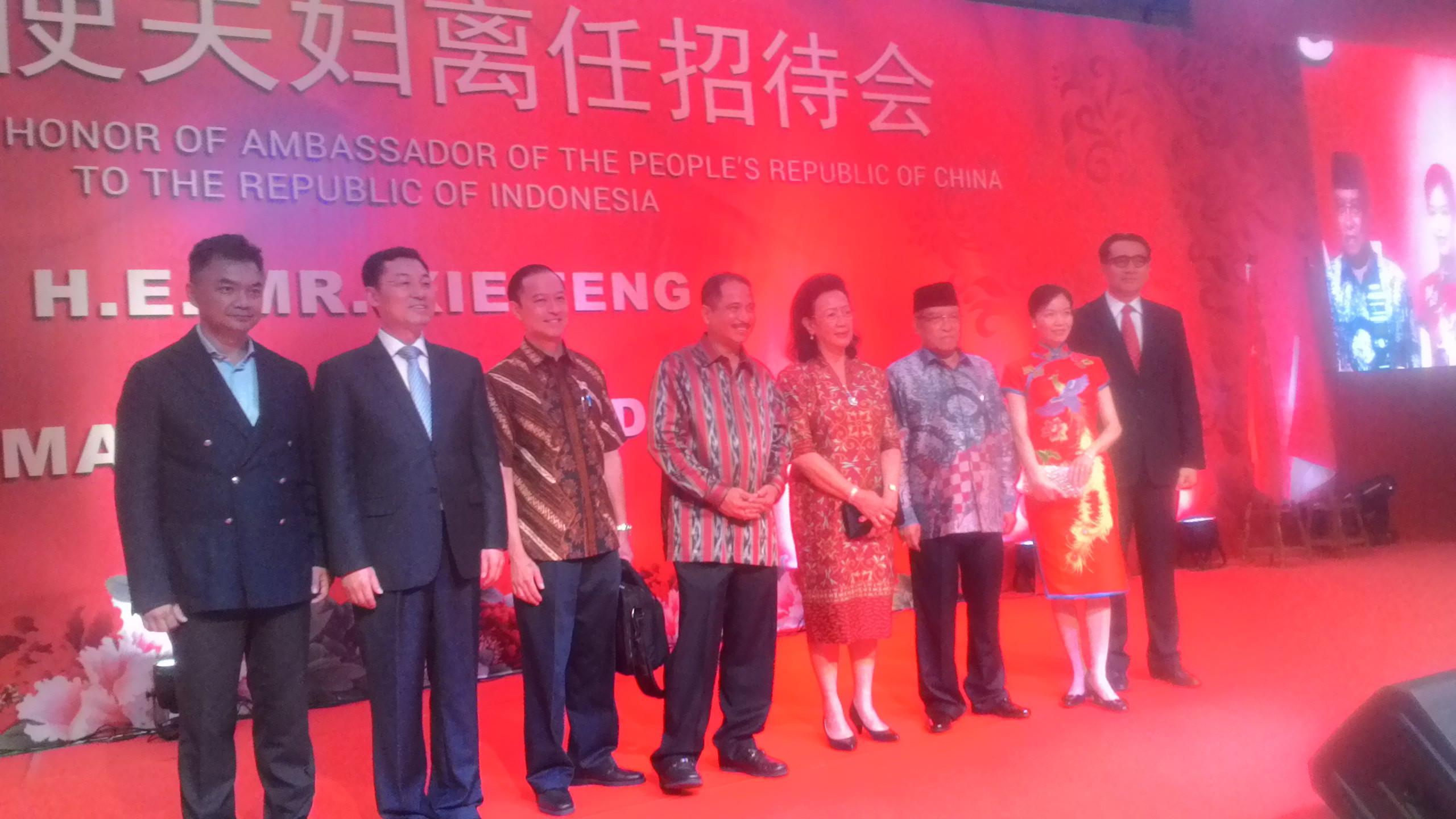 Kesan Dubes China 1 100 Hari Mengenal Indonesia Dari Dekat