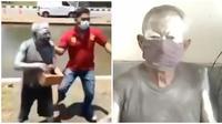 Viral Purnawirawan Polri Jadi Manusia Silver, Ini 4 Faktanya (sumber: Instagram/jayalah.negriku)