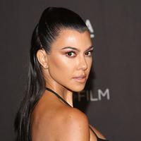 Kourtney Kardashian (Jesse Grant / GETTY IMAGES NORTH AMERICA / AFP)