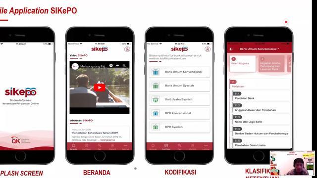 Yuk Kenali Sikepo Aplikasi Berisi Ringkasan Ketentuan Perbankan Bisnis Liputan6 Com