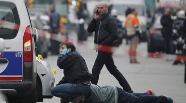 Penembakan di Paris