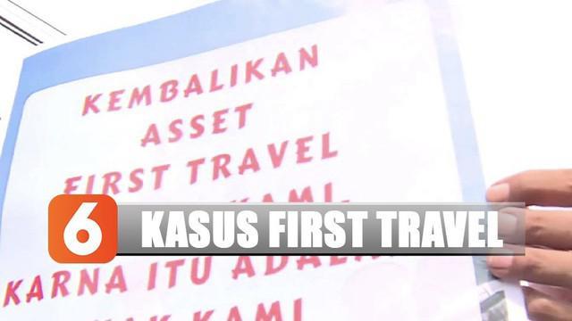 Satu-satunya upaya hukum pengembalian aset First Travel ke para korban adalah dengan menunggu kuasa hukum terpidana mengajukan upaya hukum peninjauan kembali.